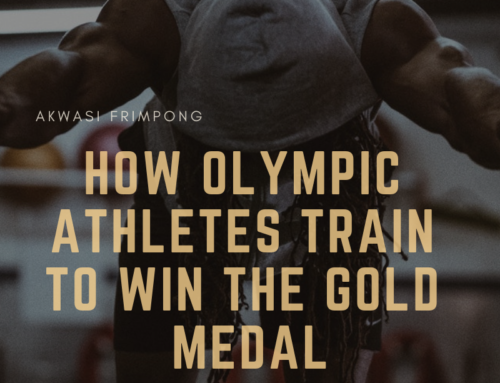 How Olympic Athletes Train to Win the Gold Medal