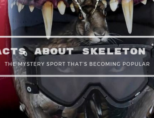 Fun Facts About Skeleton Racing—The Mystery Sport That's Becoming Popular