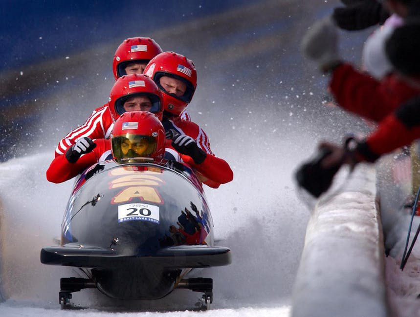 2 1 - The Difference Between Bobsled, Luge, and Skeleton