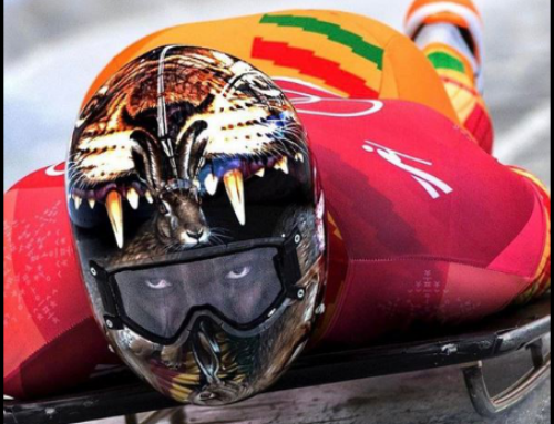 So, You Want To Try Skeleton Racing? Use These Tips From Akwasi Frimpong